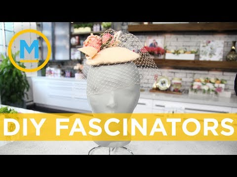 Look like a royal with these simple do-it-yourself fascinators | Your Morning