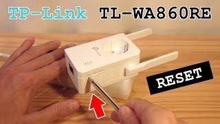 SilverCrest SWV 733 B1 Wi-Fi extender • Factory Reset