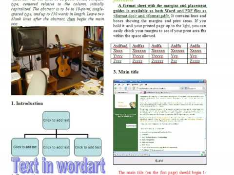 How to Create Web Pages Using HTML : How to Convert Microsoft Word Documents to HTML