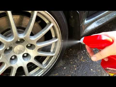 Mothers Aluminum Wheel Cleaner Review