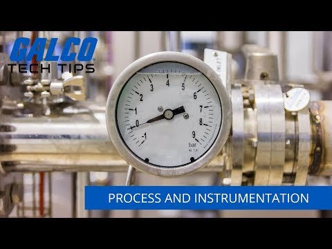 What are Process & Instrumentation Devices in Industrial Electronics? - A Galco TV Tech Tip
