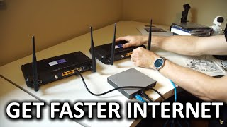 Double or Triple Your Internet Speed - This Method Actually Works!