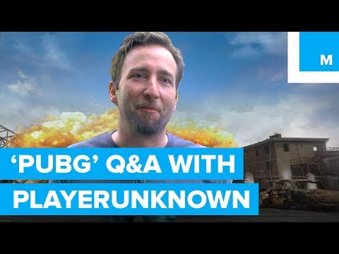 PlayerUnknown Reveals His Favorite 'PUBG' Streamer - No Playing Field