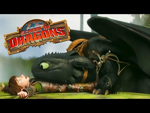 How to Train Your Dragon : School of Dragons #26 'ICE DRAGON' w/ LittleLizardGaming