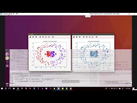 k-means Clustering from the Scratch using Python #part1