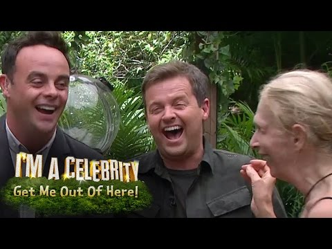 Lady C Suggests Having A Threesome With Ant & Dec! | I'm A Celebrity... Get Me Out Of Here!
