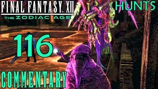 Final Fantasy XII The Zodiac Age Walkthrough Part 116 - Piscodaemon Hunt 28 & Esper Experimentation