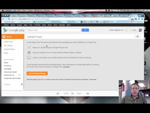 Backing Up iTunes Music Using Cloud Services