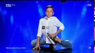 ROMANII AU Talent Sezonul 8 - Gabriel Vizitiu