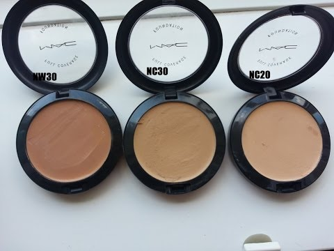 ❤MAC 'FULL COVERAGE' FOUNDATION TUTORIAL(UPDATED!!