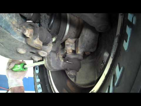 VERY BAD Ball Joints - WATCH THIS!!!