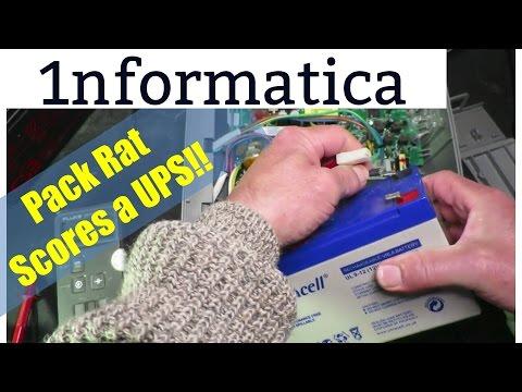 Uninterruptible Power Supply UPS / SAI