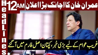 Historical Decisions of PM Imran Khan | Headlines 12 AM | 8 June 2019 | Express News