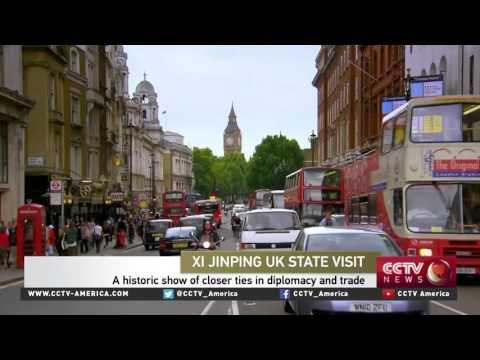 Simon Marks on China-UK business relationship