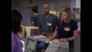 Scrubs - Elliot gets spanked a lot