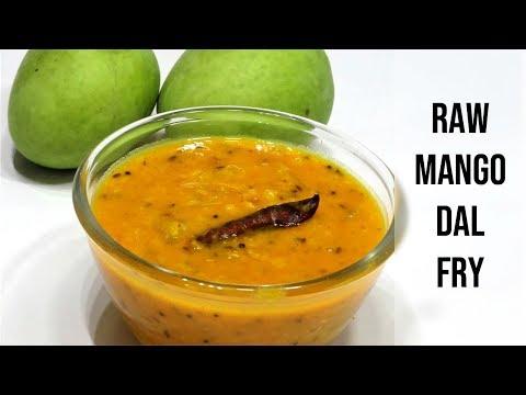 कच्चे आम वाली दाल फ्राई | Raw Mango Dal Fry Recipe | Dal recipe | Kabitaskitchen
