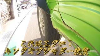 衝撃!こんなタイヤの動き見たことない!キングオブジャダー受賞 (suzuki Samurai Fail Offroad Extreme) ジムニーシリーズ Vol.42