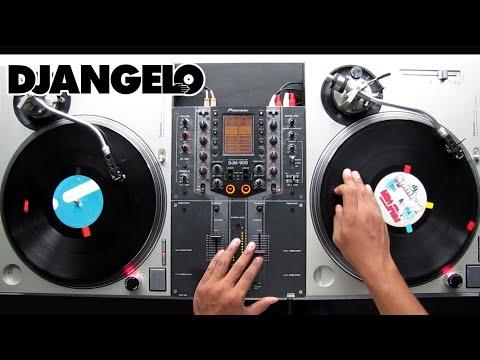 DJ ANGELO - Funky Turntablism