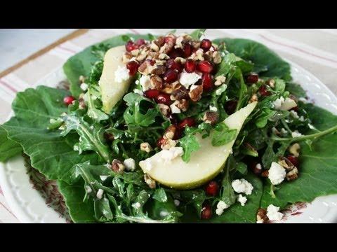 Sandra's Pomegranate Salad recipe
