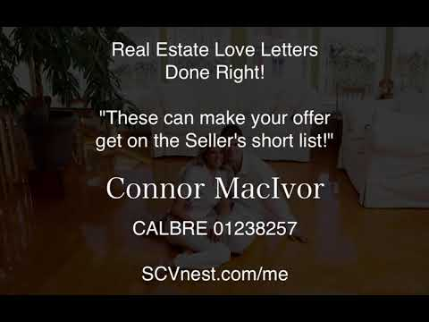 Real Estate Love Letters done right