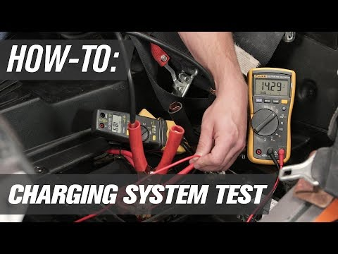 How To Test The Charging System On A Motorcycle, ATV & UTV