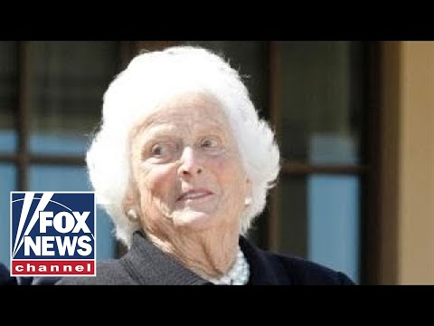 Barbara Bush to be laid to rest at the Bush library