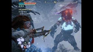 Horizon Zero Dawn: How To Kill A Frostclaw On Ultra Hard Mode