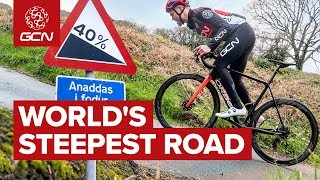 Cycling Up The World