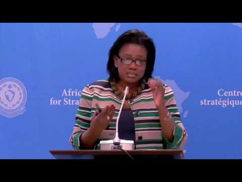 Strengthening Security Institutions in Africa: Human Capacity – Michelle Ndaiye