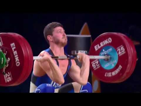 Men's 56 kg A Session Clean & Jerk - 2017 IWF Weightlifting World Championships (WWC)