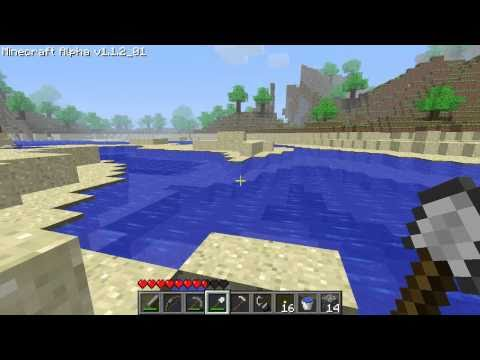 Minecraft How to Make Bricks