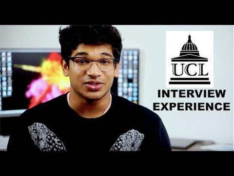 My UCL Medicine Interview - Got An Offer!!