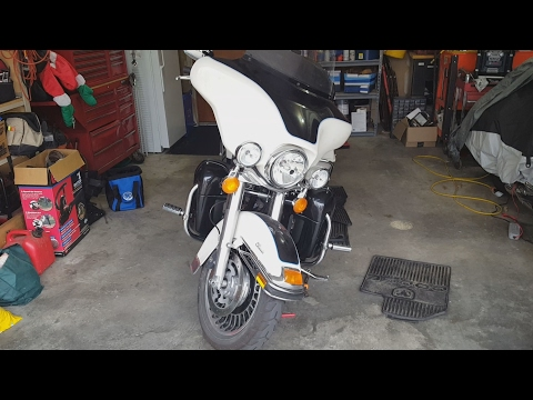 Harley Davidson Lower fairings Assembly and Installation