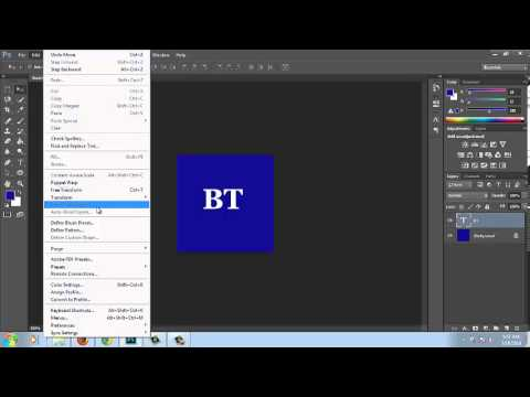 How To Create favicon With Photoshop