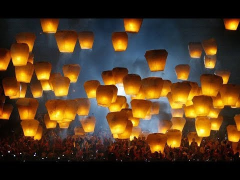 Sky Lanterns || Make it easy in simple step..