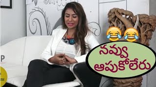 Sri reddy funny spoof..No caption needed for this lady.. 😎