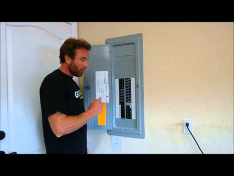 Is your outlet not working? See how to reset your GFCI outlets and circuit breaker