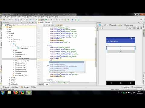 Develop simple Text Repeater in Android Studio