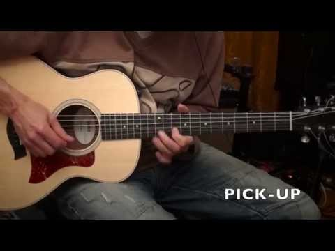 TAYLOR GS MINI-E  WESTERN GUITAR WITH NYLON STRINGS