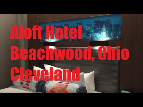 SPG: Aloft Beachwood, Ohio