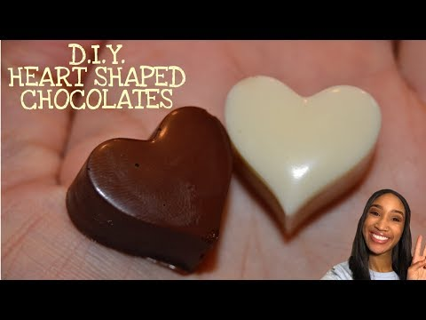Heart Chocolates