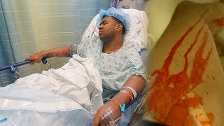 PRAY FOR FREDO 😢💔.. THIS IS HARD TO WATCH!  SURGERY DAY (GRAPHIC)