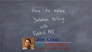 Replace Database Polling with RabbitMQ