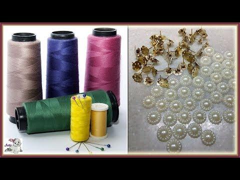 #185 How To Make Beautiful Silk Thread Tassel Earrings At Home   DIY   Jewelry Making   DiyArtiePie