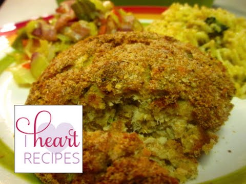 Salmon Croquettes | I Heart Recipes