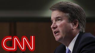 Democrats send 'information' concerning Kavanaugh nomination to FBI