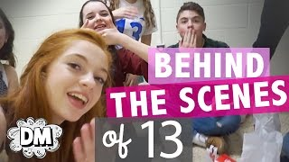 13 the Musical - Backstage and Behind the Scenes! | Alyssa Vlogs