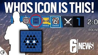 Download Mystery Icon - Who is it? New Operator? - 6News - Tom Clancy's Rainbow Six Siege Video