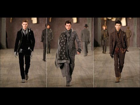 Joseph Abboud - Fall/Winter 2016-2017 at New York Fashion Week: Men's