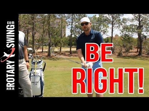 How To Twirl Your Golf Club Properly | Look Good Play Good